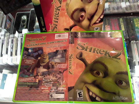 Shrek 2 Used Original Xbox Video Game