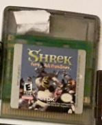 Shrek Fairy Tale Freakdown Used GameBoy Color Video Game