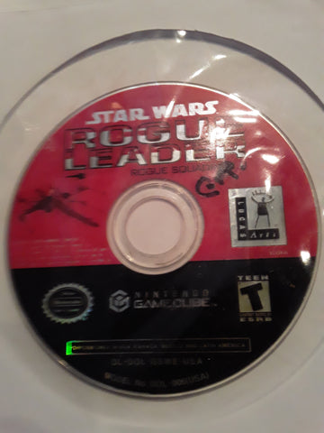 Star Wars Rogue Leader Rogue Squadron II Used Nintendo Gamecube Video Game