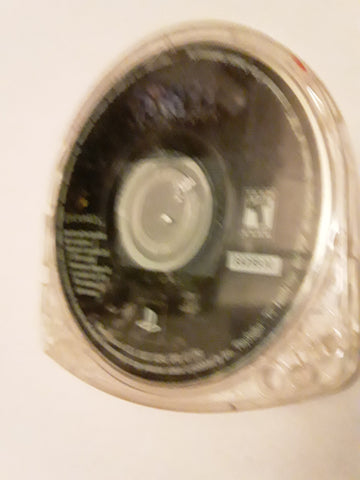Star Wars The Force Unleashed Used PSP Video Game