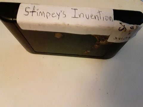 Ren & Stimpy Show Presents: Stimpy's Invention Used Sega Genesis Video Game
