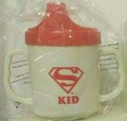 Superman Plastic Sippy Cup