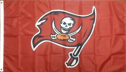 Tampa Bay Buccaneers NFL 3x5 Feet Flag