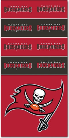 Tampa Bay Buccaneers NFL Superdana Neck Gaiter Mask
