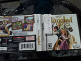 Tangled Disney Used Nintendo DS Game Complete