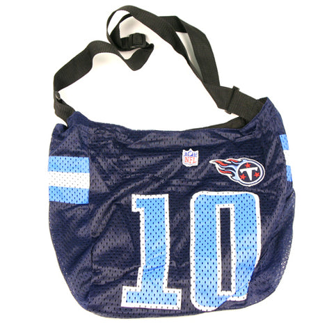 Tennessee Titans Jersey Style NFL Purse