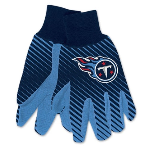 Tennessee Titans NFL Full Color Sublimated Gloves
