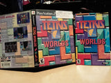 Tetris Worlds USED PS2 Video Game