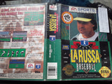 Tony La Russa MLB Baseball Used Sega Genesis Video Game