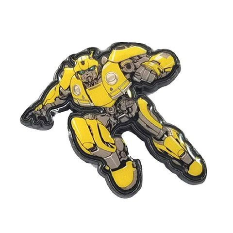 Transformers Bumblebee Lapel Pin