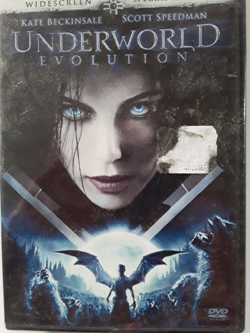 Underworld Evolution DVD Movie