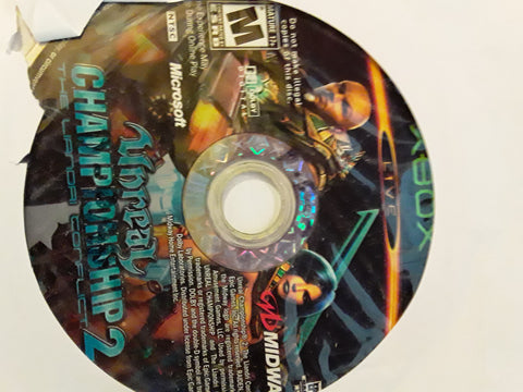 Unreal Championship 2 Used Original Xbox Video Game