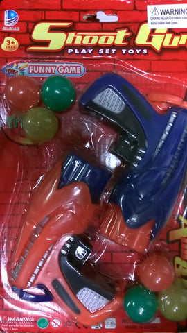 Shoot Gun Play Toy Set