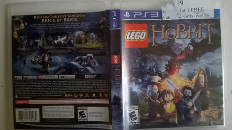 Lego The Hobbit Used for PS3