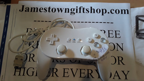Wii 3rd Party Pro Controller USED
