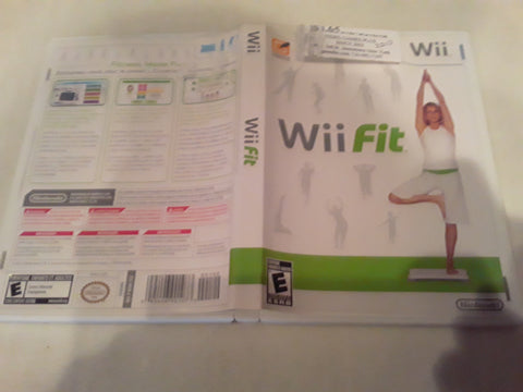 Wii Fit Used Nintendo Wii Video Game