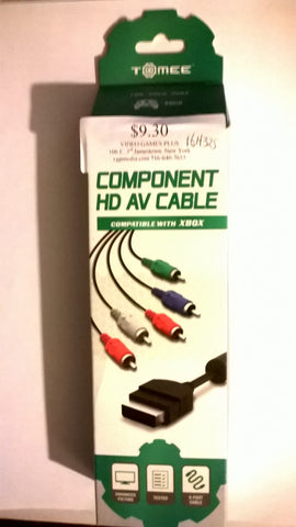 Xbox Original Component Cable NEW
