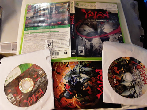 Yaiba Ninja Gaiden 2 Used Xbox 360 Video Game