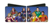 Big Bang Theory Super Heroes Wallet