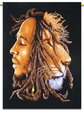 Bob Marley 40 x 30 Tapestries in various styles