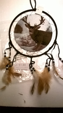 "Buck 15"" long Dream Catcher"