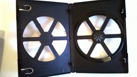 Empty Replacement DVD Cases USED