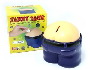Farting Fanny Bank