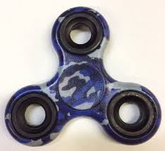 Fidget Spinners Camouflage Colors