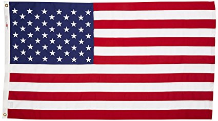 American 3x5 Foot Flag with Grommets