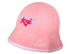 Angel Terry Cloth Bucket hat