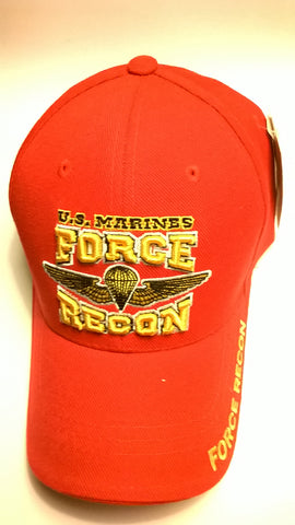 Marines Force Recon Baseball Cap