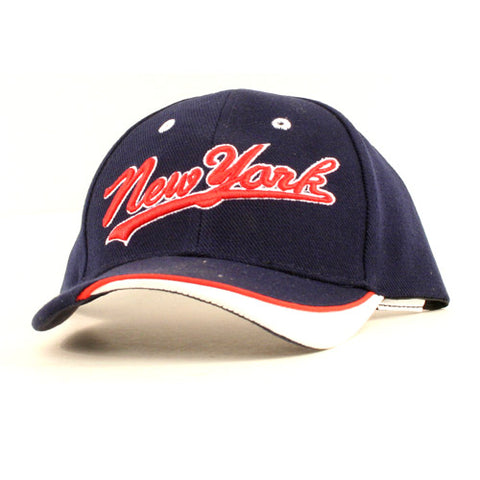 New York CHILD SIZE Baseball Cap
