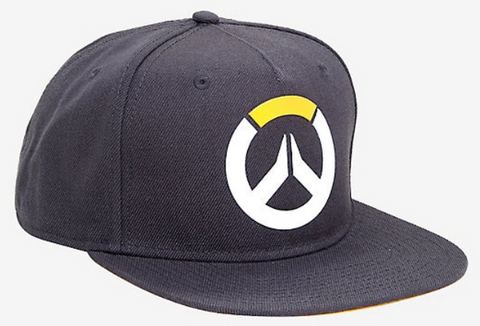 Overwatch Snap Back Adjustable Baseball Cap