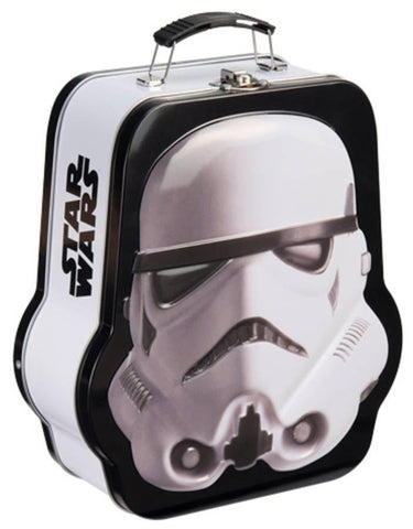Star Wars Tin 7 x 8 inch Lunch / Storage Box