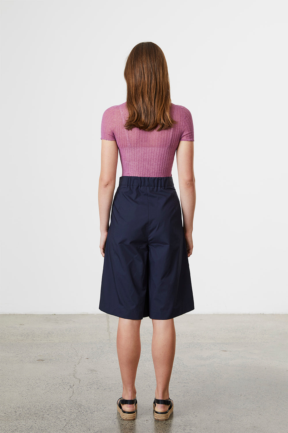 Folded Culotte - Standard Issue