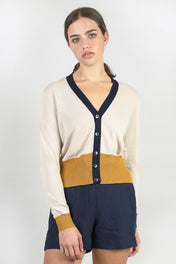 Contrast Cardi - Standard Issue
