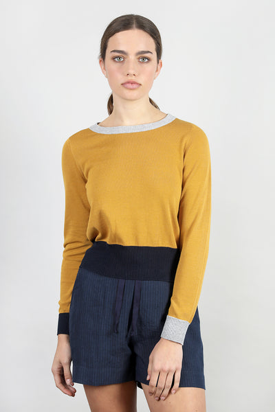 Contrast Jumper - Standard Issue
