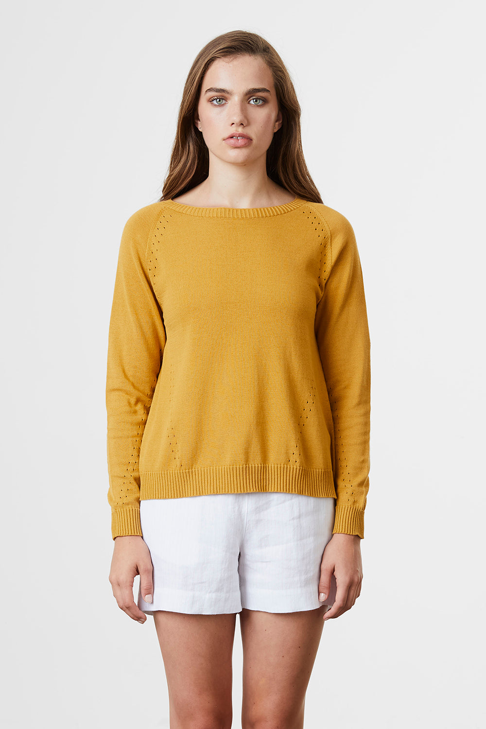Eyelet Jumper - Standard Issue