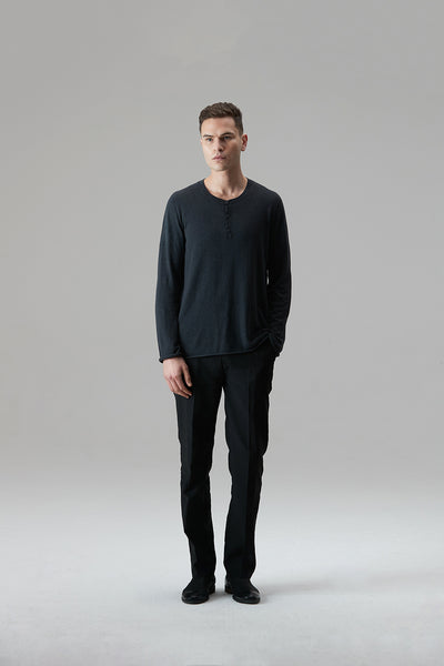 Mens Kiri Henley - Standard Issue