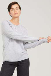 Kiri Genderless Henley - Standard Issue