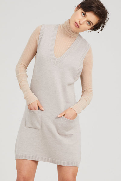 Merino Pinafore - Standard Issue