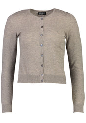 Cashmere Crop Cardi - Standard Issue