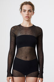 Cotton Tulle Top - Standard Issue