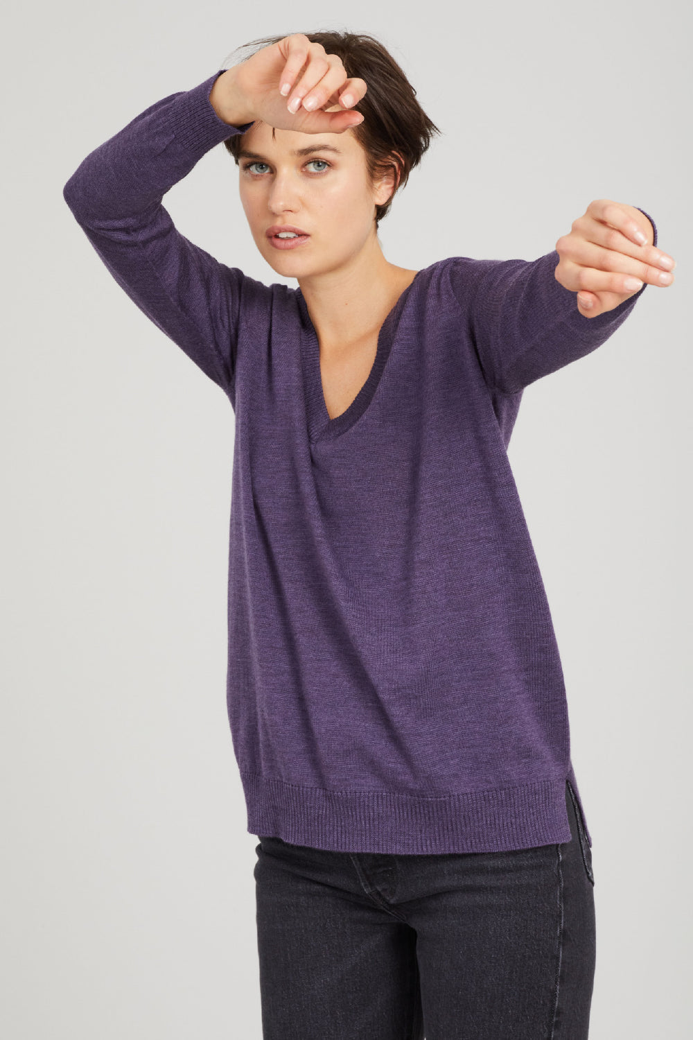 V Neck Sweater - Standard Issue