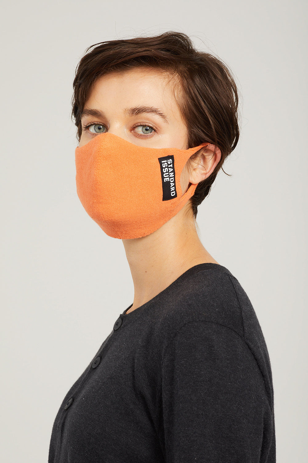 Zero Waste Cotton Face Mask - Standard Issue