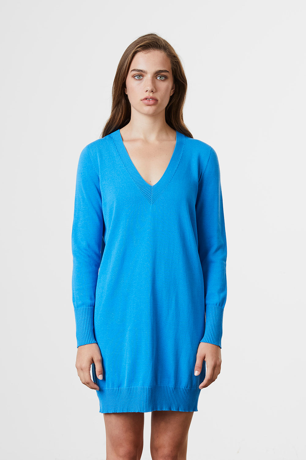 Deep V Dress - Standard Issue