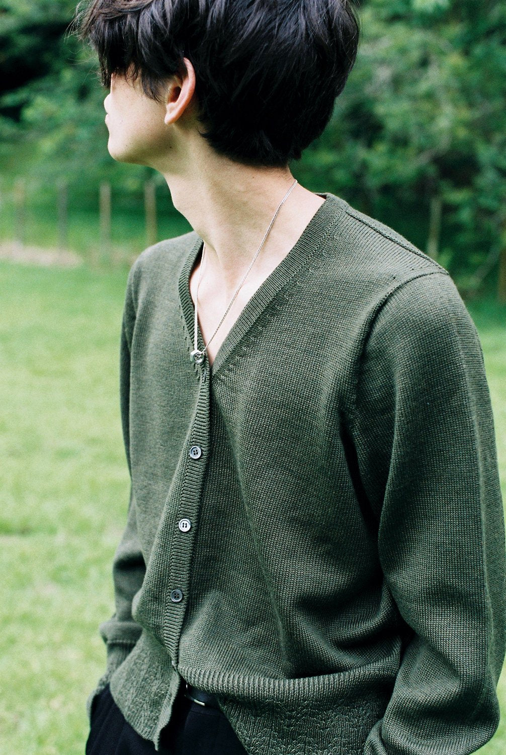 Standard Issue x Harry Were Cardigan - Standard Issue