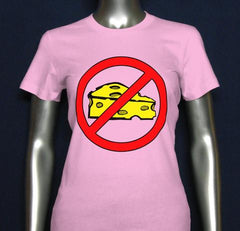 No Cheese Women's Short Sleeve T-Shirt (Ver. 1)