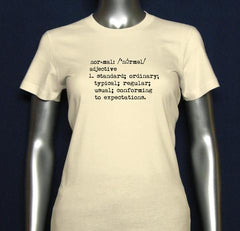 Normal Women's Short Sleeve T-Shirt (Ver. 3B)