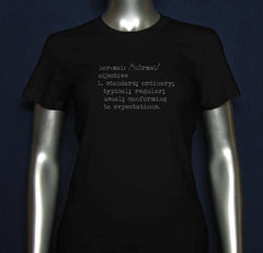 Normal Women's Short Sleeve T-Shirt (Ver. 3G)